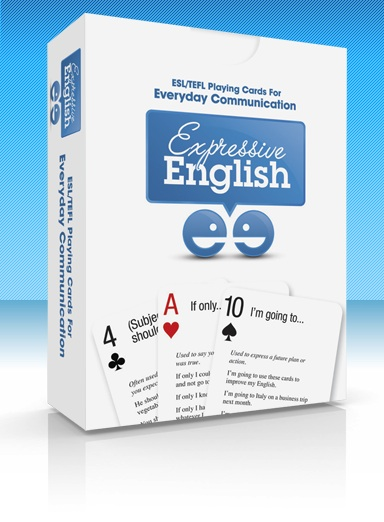 ESL/TEFL Playing Cards for Everyday Communication