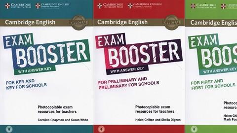 Cambridge English Booster