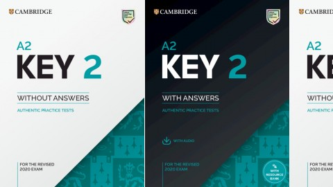 A2 Key 2 for revised exam