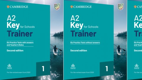 A2 Key for Schools Trainer (2nd Edition)