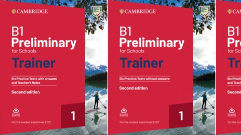 B1 Preliminary for Schools Trainer 1 for revised exam