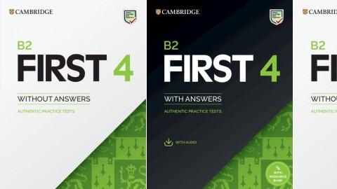B2 First 4