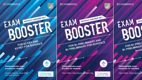 Cambridge English Exam Boosters Revised 2020 Exams