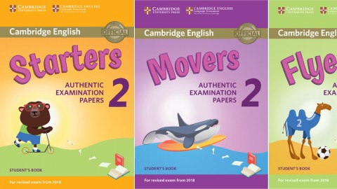 Cambridge English Young Learners 2 for Revised Exam from 2018