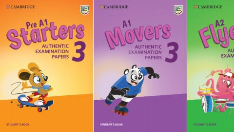 Cambridge English Young Learners 3 for Revised Exam from 2018