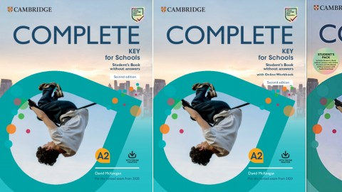 Complete Key for Schools (2nd edition) for revised exam from 2020