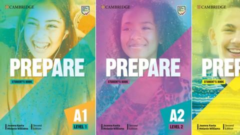 Prepare (2nd edition)