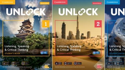 Unlock (2nd edition) Listening, Speaking & Critical Thinking