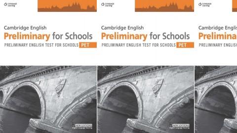 Cambridge English Preliminary for Schools PET