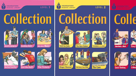 Foundations Reading Library Sets