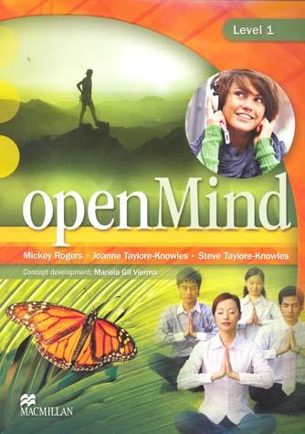 Open mind beginner students book