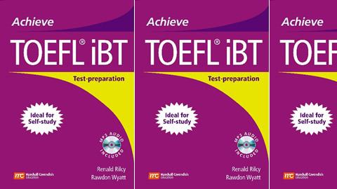 Achieve TOEFL® iBT