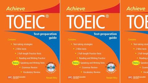 Achieve TOEIC?