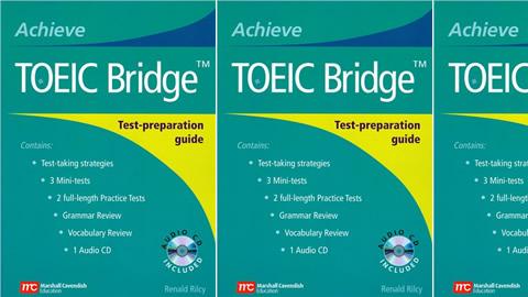 Achieve TOEIC Bridge™