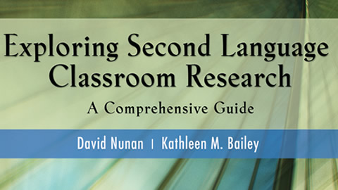 Exploring Second Language Classroom Research