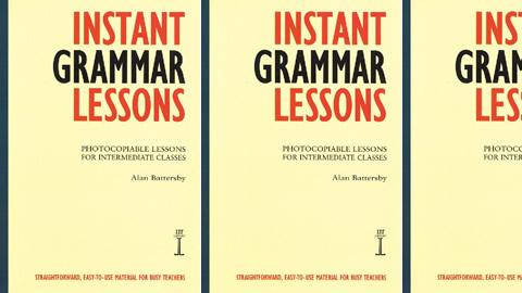 Instant Grammar Lessons