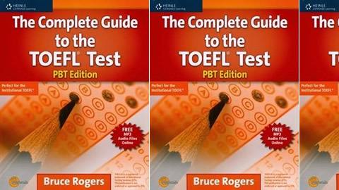 Complete Guide to the TOEFL® Test, PBT