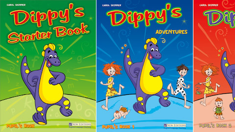 Dippy's Adventures
