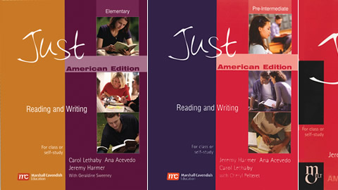 Just Reading and Writing - American Edition