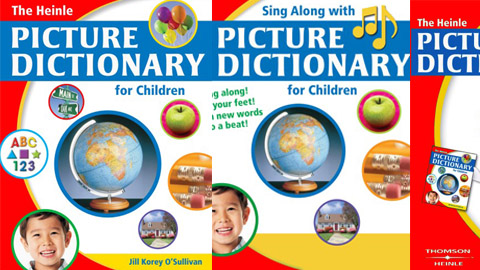 The Heinle Picture Dictionary for Children (British English)