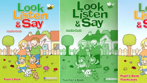 Look, Listen and Say