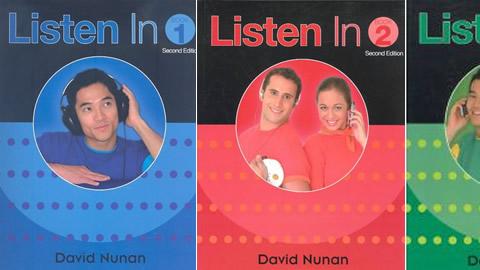 Listen In 2nd Edition