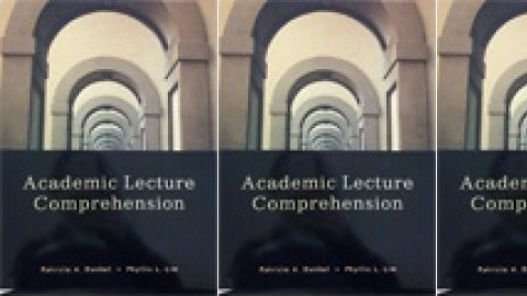 Academic Lecture Comprehension
