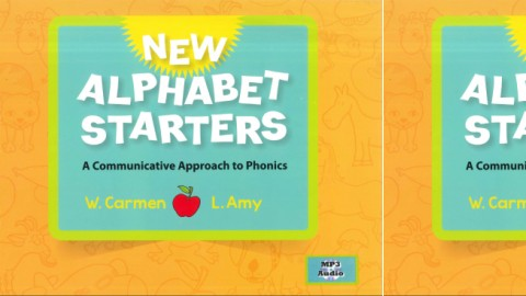 New Alphabet Starters - A Communicative Approach to Phonics -