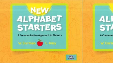 New Alphabet Starters - A Communicative Approach to Phonics -