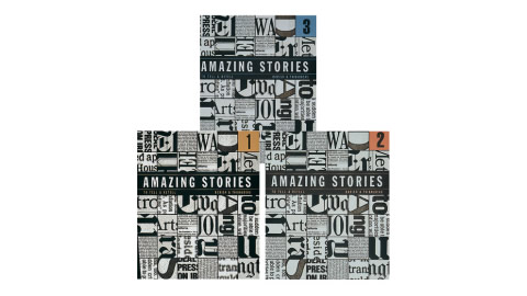 Amazing Stories to Tell and Retell