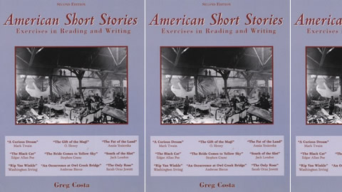 American Short Stories - Exercises in Reading and Writing