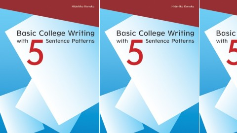 Basic College Writing with 5 Sentence Patterns