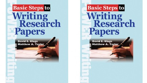Basic Steps to Writing Research Papers