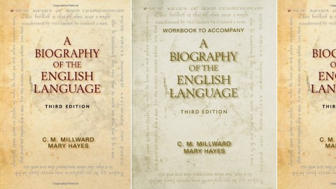 A Biography of the English Language Third Edition
