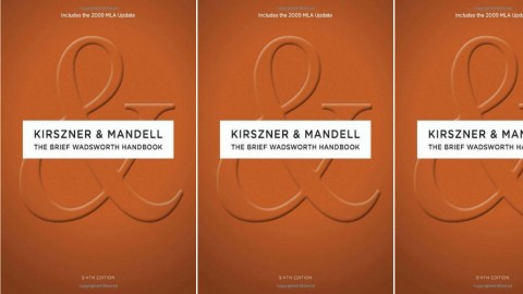 The Brief Wadsworth Handbook Sixth Edition