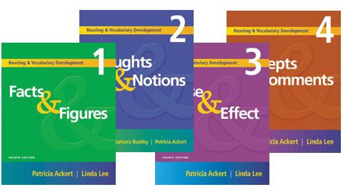 Reading & Vocabulary Development Series