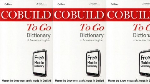 Collins COBUILD To Go Dictionary of American English