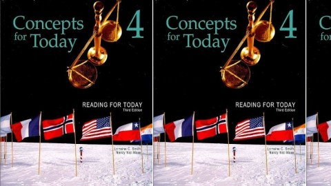 Concepts for Today Third Edition