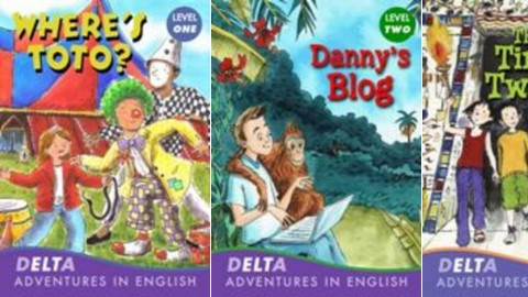DELTA Adventures in English