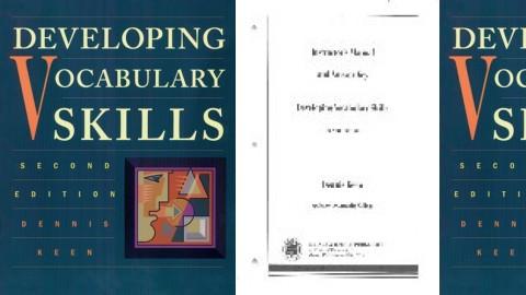 Developing Vocabulary Skills 2/e
