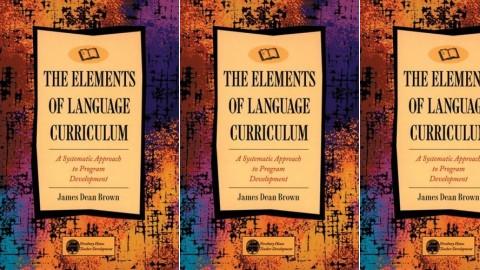 The Elements of Language Curriculum