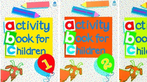 Oxford Activity Book for Children