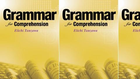 Grammar for Comprehension