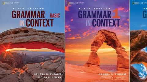 Grammar in Context 6th Edition