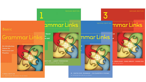 Grammar Links Second Edition