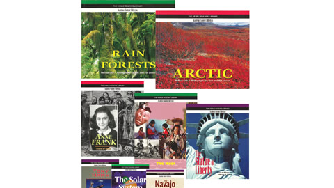 Heinle Reading Library: Academic Content Collection