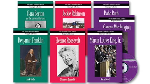 The Heinle Reading Library: Biography Collection
