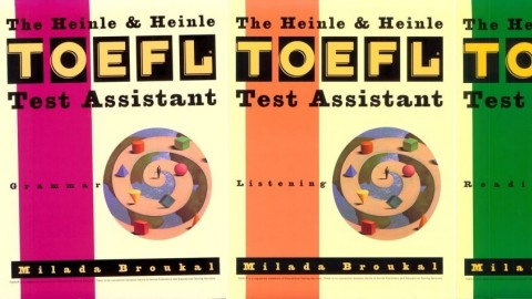 The Heinle TOEFL? Test Assistant