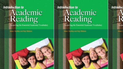 Introduction to Academic Reading - Acquiring the Essential Academic Vocabulary