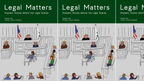 Legal Matters - Dramatic Stories behind the Legal Scenes